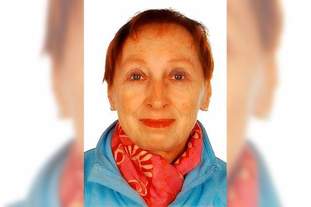 Eva Schlenker-Gorenflo (Rheinfelden)