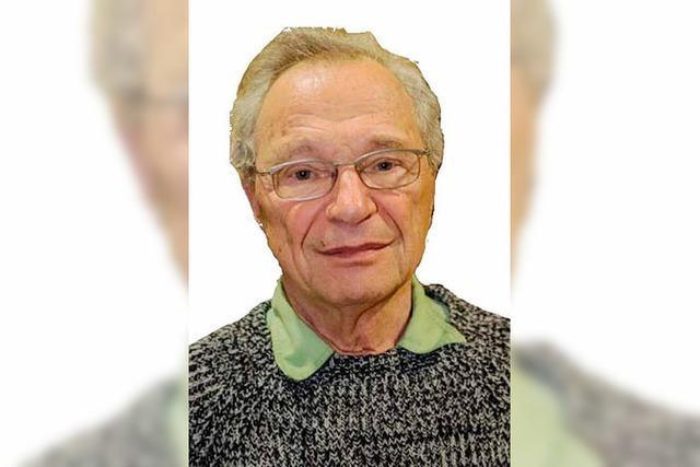 Klaus Dr. Altenstetter (Rheinfelden)