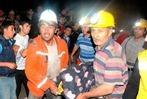 Fotos: Fassungslosigkeit nach Explosion in t�rkischem Bergwerk