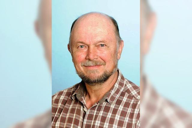 Peter Kaltenbach (Heitersheim)