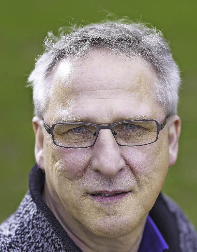 Roland Mussler (*1955),Referent Foto: privat
