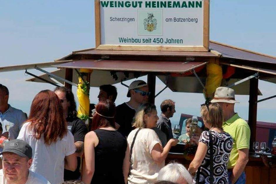 Impressionen von Batzenbergfest.