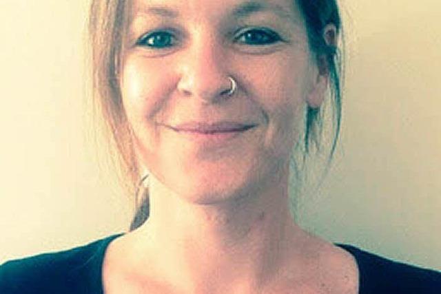 Stefanie Hochreuter (Freiburg)