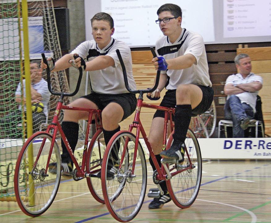 Simon Wisser und Patrick Volk    Foto: unknown