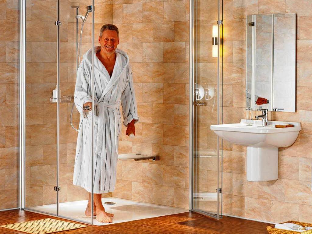 Altersgerechtes Badezimmer ~ Hausdesigns.co
