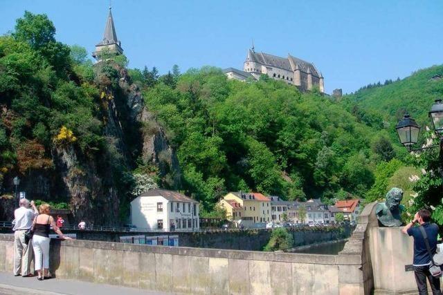 Burgen und Schlösser in Luxemburg