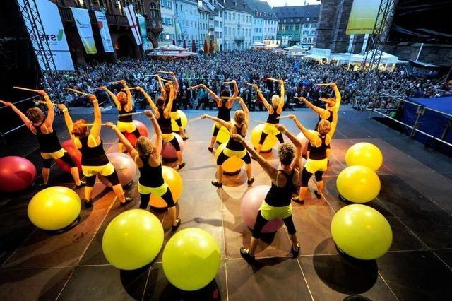 Das Landesturnfest bewegt Freiburg