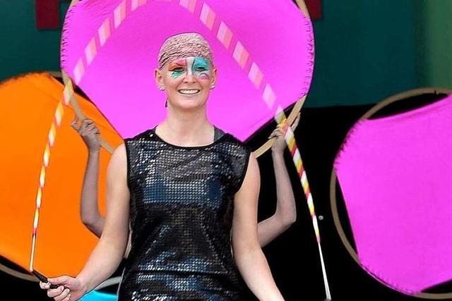 Fotos: Beste Laune beim Landesturnfest Freiburg 2014