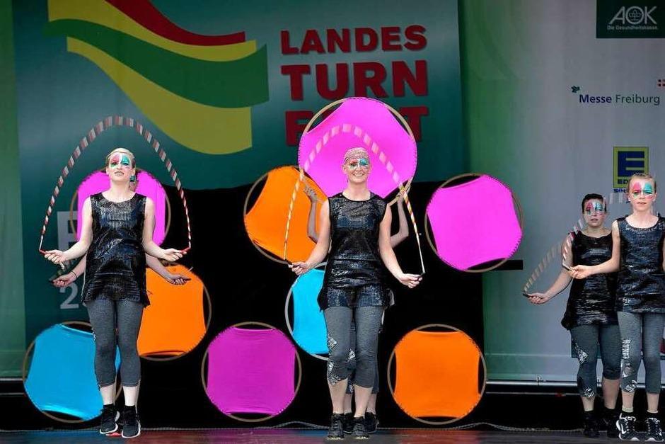 Landesturnfest Freiburg 2014 (Foto: Thomas Kunz)