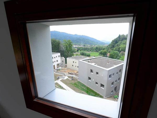 Die Kartaus bekommt ein neues Gesicht. Bald sollen dort Schüler aus mehr als 70 Nationen lernen und wohnen.