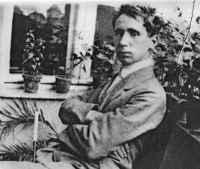 Bertolt Brechts Notizbuch aus dem Jahr 1920