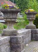 Klosterpracht am Boden