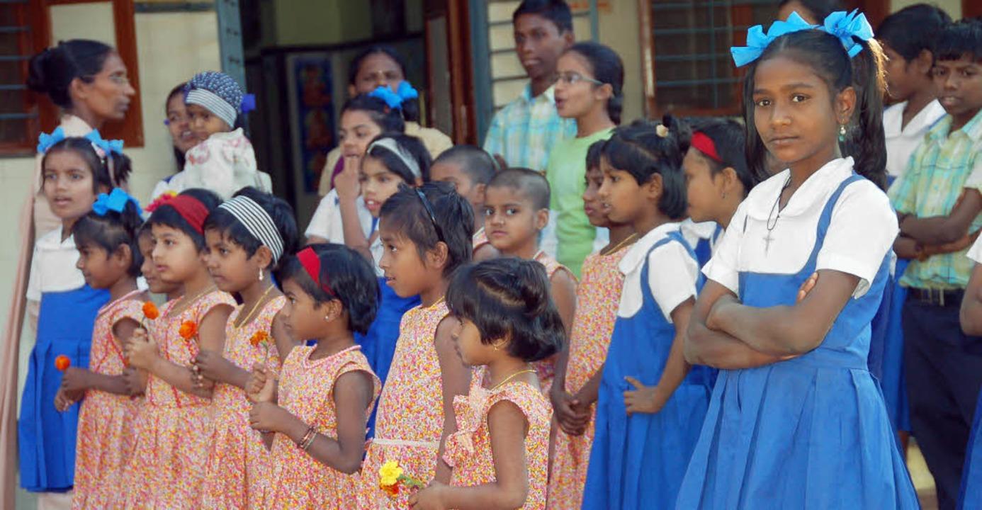 Diese Mädchen haben eine Zukunft dank der Unterstützung von den Helpers of Mary  | Foto: Andrea Steinhart