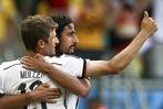 Fotos: WM in Brasilien: Deutschland - Portugal 4:0