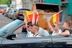 Fotos: WM in der Rheinfelder Innenstadt