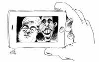 Das nächste Selfie