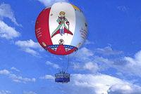 Parc du Petit Prince: Der kleine Prinz geht in die Luft