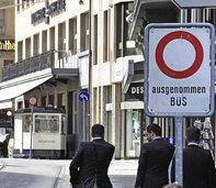 Verkehrskonzept wird bis Oktober umgesetzt