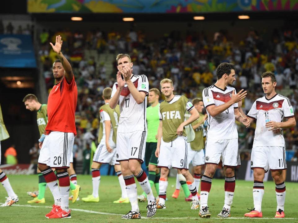 Enttäuschung, aber auch Zuversicht    Foto: AFP