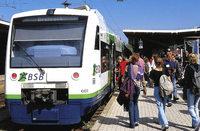 Neue Informationen �ber den Ausbau der Kaiserstuhlbahn West
