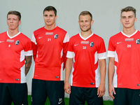 Fotos: Trainingsauftakt beim SC Freiburg