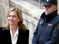 Infantin Cristina steht vor der Anklage