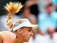 Die Ladies bleiben in Wimbledon am Ball
