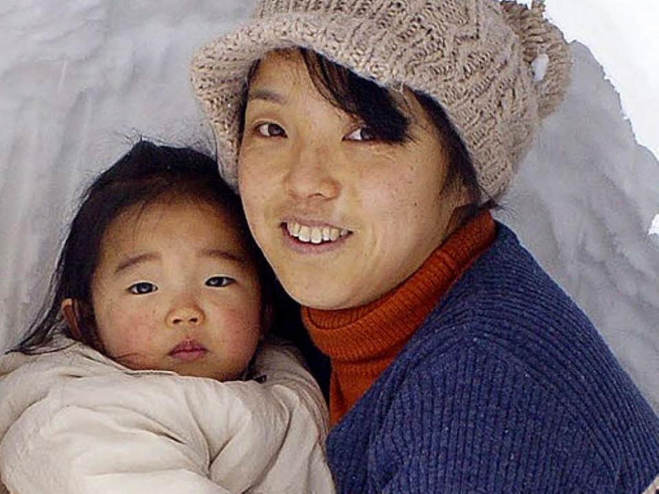 Ai Ootsuka (Mütter von Fukushima)  | Foto: zvg
