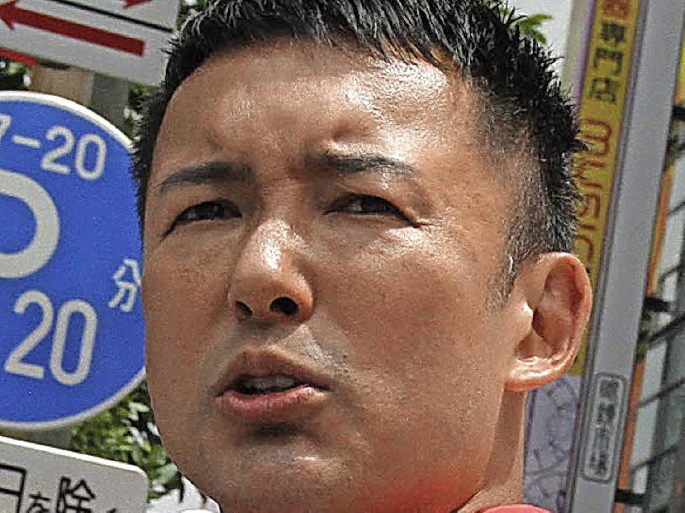 Taro Yamamoto (Schauspieler und  Parlamentsabgeordneter)  | Foto: zvg