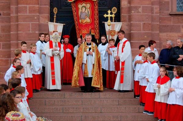 Ein hoher Festtag für St. Peter im Schwarzwald: Das Patrozinium Peter und Paul, verbunden mit dem Dorffest im Klosterhof und Bertoldsplatz.