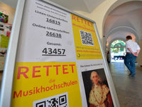 Rotstift bei Musikschulen: Gr�n-Rot will Jazz und Weltmusik schonen