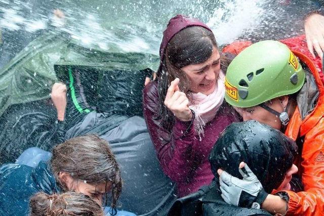 Wasserwerfer-Prozess: Polizei war überfordert