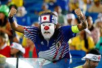 Fotos: Die lustigsten Fankost�me bei der WM in Brasilien
