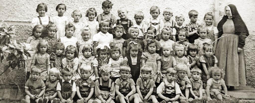 Herbst Kindergarten Geschichte : Durch Nachwuchssorgen im Orden wurde ...