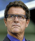 Fabio Capello: Bleibt das Ross auf dem Feld?