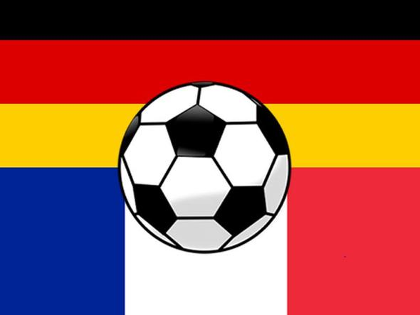 wm frankreich gegen deutschland