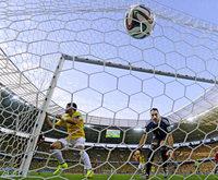 Brasilien schafft's ins Halbfinale