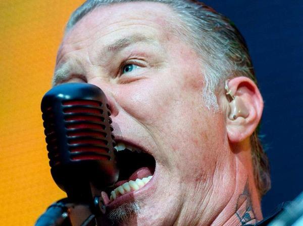 Metallica in Basel