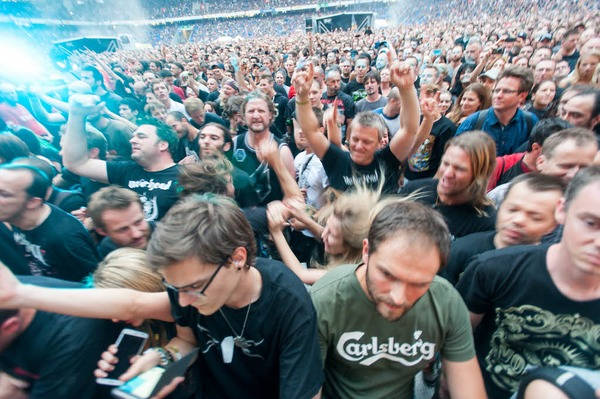 Metallica in Basel