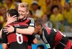 Fotos: Deutschland gewinnt gegen Brasilien mit 7:1