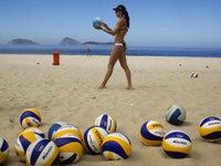 Rio de Janeiro: Nach der WM ist vor Olympia