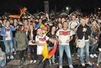 Fotos: Fans in Emmendingen feiern den Weltmeister-Titel