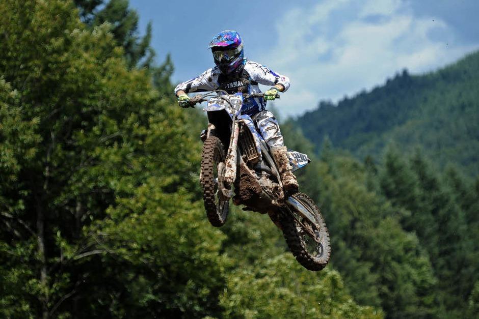 Eindrücke vom Motocross am Pflingstberg (Foto: Bettina Schaller, Bettina Schaller Presse)