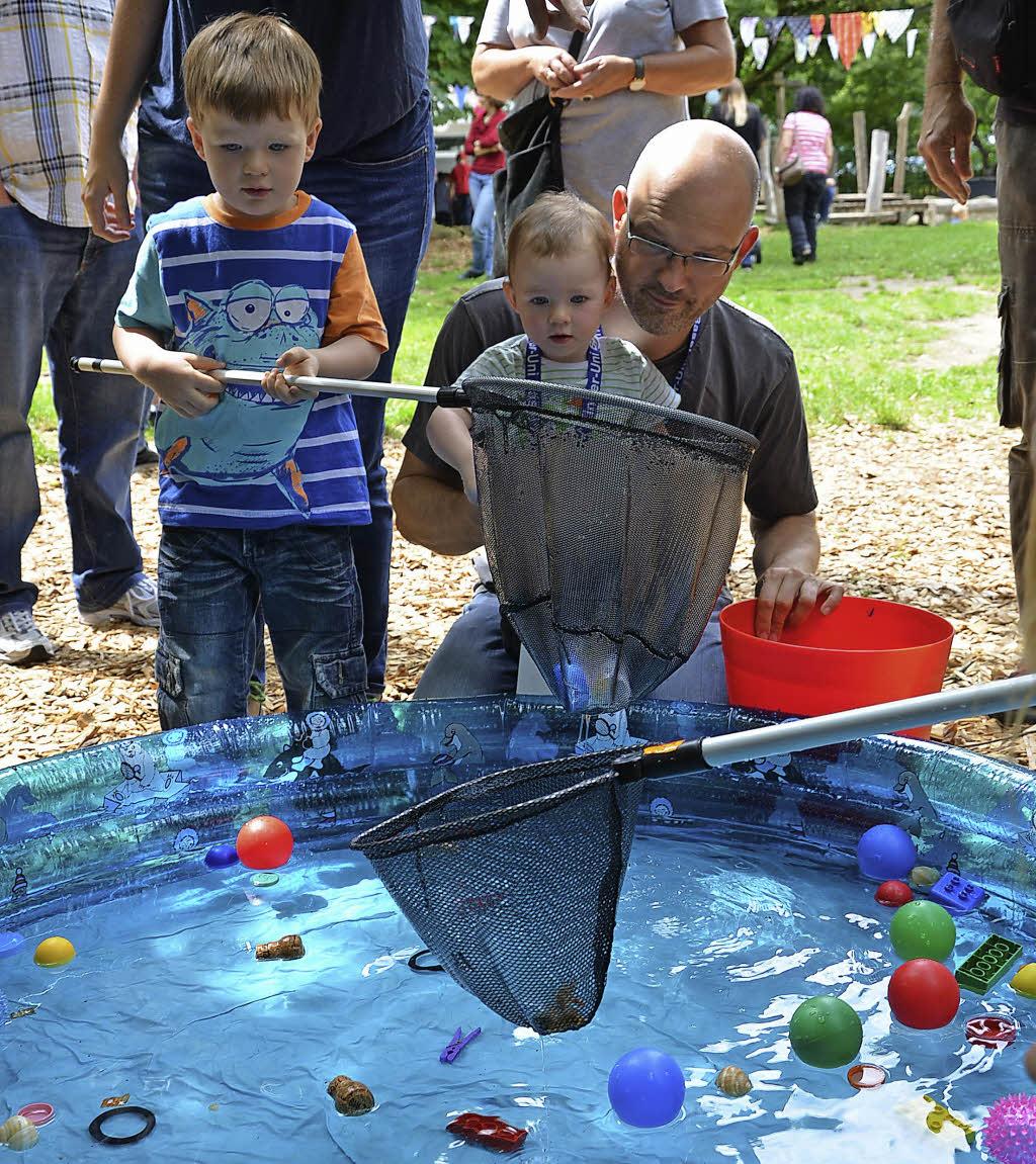Rheinfelden Sommerfest mit Spiel, Sport und Spaß