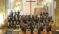 Kantorei L�rrach f�hrt Bachs Klavier�bung III Teil auf
