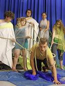 Schultheater: Eine Odyssee