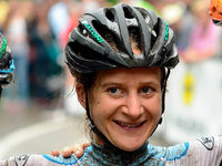 Adelheid Morath ist Deutsche Meisterin im Cross-Country