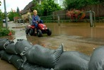 Fotos: Hochwasser in Lahr und der südlichen Ortenau