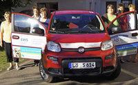 Neues Fahrzeug für die Sozialstation