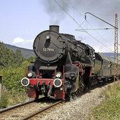 Auf der Dreiseenbahn: Per Dampfzug unterwegs